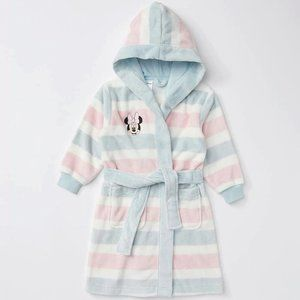 Brand new Disney Minnie Mouse Hooded Dressing Gown